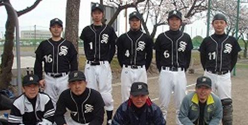 スズデン野球部集合写真